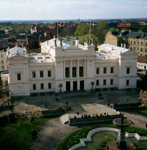 Universitetet i Lund, Stig Björne